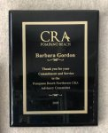Piano Finish Plaque Action Awards' Exclusive!