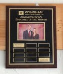Action Awards' Custom Picture Perpetual Plaque Action Awards' Exclusive!