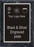 Black Marble Economy Plaques *Always in Stock/Most popular