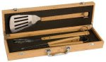 Bamboo BBQ Set Gifts for the Home