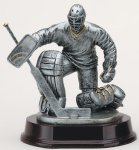 Ice Hockey Goalie Hockey Trophy Awards