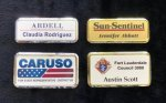 Name Badges in Frames Name Badges | Plates
